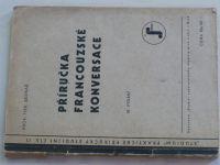 Bednář - Příručka francouzské konversace (1948)