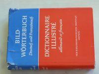 Bildwörterbuch Deutsch und Französisch, Dictionnaire illustré allemand et français (1956)