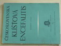 Československá klíšťová encefalitis (1954)
