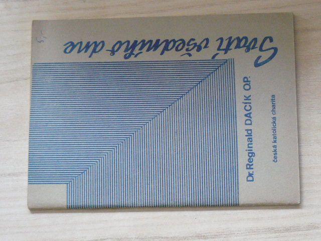 Dr. Reginald Dacík - Svatí všedního dne (1969)