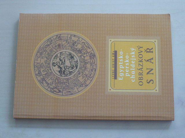 Egyptsko-persko-chaldejský obrázkový snář (2000)