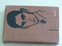 Kafka - Max Brod (1966)