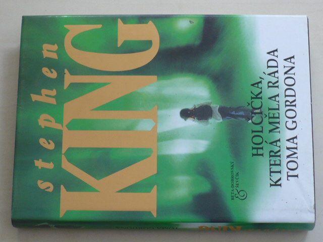 King - Holčička, která měla ráda Toma Gordona (2000)