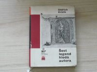 Králík - Šest legend hledá autora (1966) ed. Kolumbus