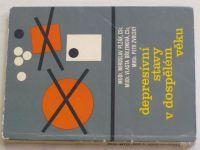 Plzák - Depresivní stavy v dospělém věku (1967)