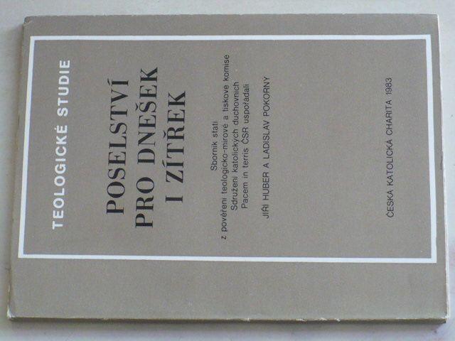 Pokorný - Teologické studie - Poselství pro dnešek i zítřek (1983)