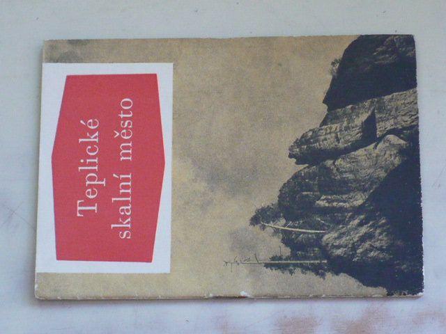 Teplické skalní město (1956)