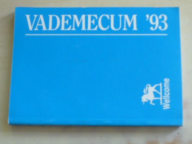 Vademecum '93, Seznam registrovaných a dovážených přípravků