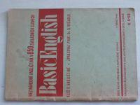 Vočadlo - Basic English - Klíč k angličtině (1940)