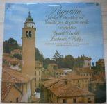 Paganini - Violin Concerto No.1 / No.1 / Sonata Per La Gran Viola E Orchestra (1985)