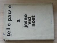 Telepatie a jasnovidnost - usp. Rejdák (1970)
