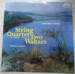 A. Dvořák, Dvořák Quartet – String Quartet In E Major / Two Waltzes (1964)