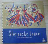 A. Dvořák – Slovanské tance op. 46 a 72, pro velký orchestr (1960)