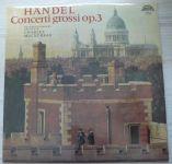 Händel - Prague Chamber Orchestra • Ch. Mackerras – Concerti Grossi, Op.3 (1982)