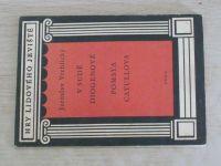 Hry lidového jeviště sv. 67 - Vrchlický - V sudě Diogenově; Pomsta Catullova (1959)