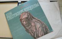J. Brahms - Ein deutsches Requiem, op. 45 - für Soli, Chor und Orchester (1962) 2x LP