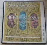J. S. Bach, Dresdner Kreuzchor, Staatskapelle Dresden, R. Mauersberger – Hohe Messe In H-Moll
