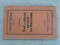 Knihovna Pokroku sv. 151 - Palacký - Život a vědecké působení Jos. Dobrovského (1939)