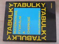 Matematické, fyzikální a chemické tabulky pro střední školy (1995)
