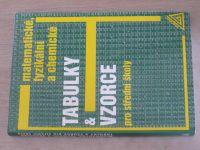 Matematické, fyzikální a chemické tabulky & vzorce pro střední školy (2013)