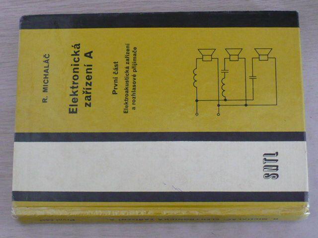 Michaláč - Elektronická zařízení A (1989)