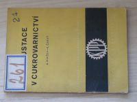 Mirčev, Černý - Inkrustace v cukrovarnictví (1951)