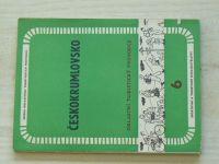 Oblastní turistický průvodce 6 - Českokrumlovsko (1959)