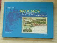 Rejl - Broumov na historických pohlednicích (2000) česky, německy - Braunau
