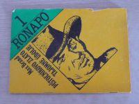 Ronapo 1-8 - Brand - Pištolníkovo zlato; Tajomné údolie (1984) chybí sešit 6 (7 sešitů)