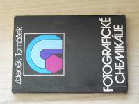 Tomášek - Fotografické chemikálie (1982)