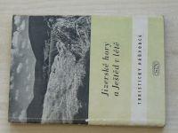 Turistický průvodce - Jizerské hory a Ještěd v létě (1955)