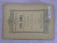 Urbánkova Bibliotéka operních a operetních textův sv. 38 - Vrchlický - Svatá Ludmila (1887)