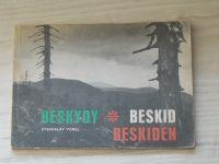 Vorel - Moravskoslezské Beskydy - Beskid - Beskidien  (1969)