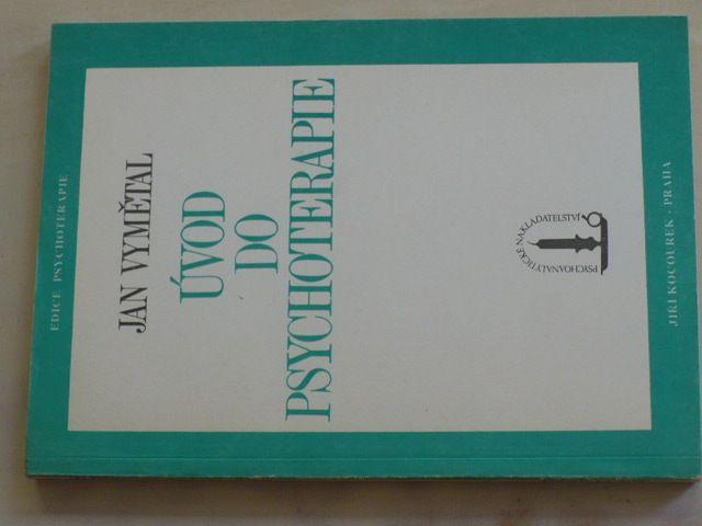 Vymětal - Úvod do psychoterapie (1992)