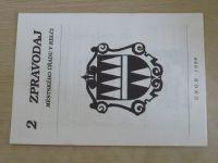 Zpravodaj Městského úřadu v Kelči 1-12 (1998)
