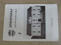Zpravodaj obecního úřadu v Kelči 1-8 (1994)