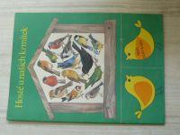 Hosté u naších krmítek - Malá ptačí kniha (1982)