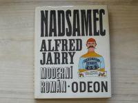 Jarry - Nadsamec - Moderní román (1968) il. K. Lhoták