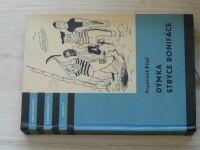 KOD 4 - Pilař - Dýmka strýce Bonifáce (1965) il. Lhoták