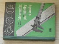 Kunc, Jozífek - Matematika pro dělníky a mistry (SNTL 1958)