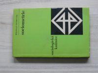 Petrusek - Sociometrie - teorie, metody, techniky (1969)