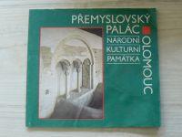 Přemyslovský palác Olomouc - Národní kulturní památka (1988)