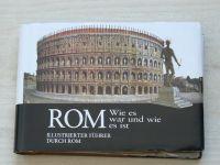Rom - Wie es war und wie es ist - Illustrierter Führer durch Rom (1962)