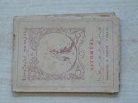 Umělecké památky 6. - Litomyšl (1924)