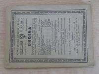 Urbánkova Bibliotéka operních a operetních textův sv. 110 - Lortzing - Undina (1928)