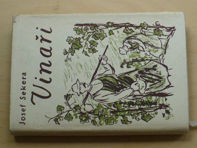 Sekera - Vinaři (1954)