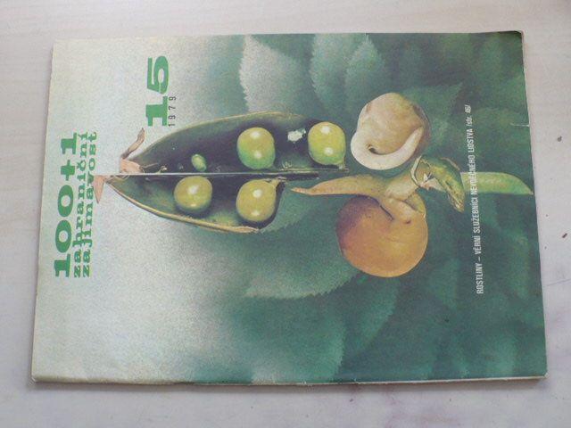 100+1 zahraniční zajímavost 15 (1979) ročník XVI.