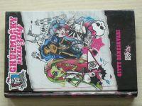 Daneshvari - Ghúlmošky navždy (2013) Monster High