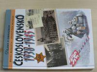 Dějiny v obrazech -Augusta, Honzák - Československo 1938-1945 (1995)
