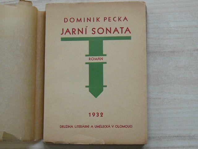 Dominik Pecka - Jarní sonata (1932)